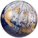Brunswick T Zone Gold Envy Bola Bowling, Unisex Adulto, Gris / Amarillo /...
