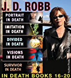 J.D. Robb  The IN DEATH COLLECTION Books 16-20