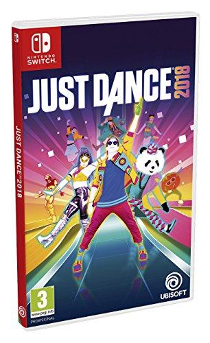 Just Dance 2018 (precio: 24,71€)