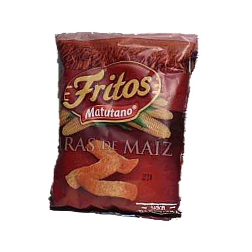 Matutano Fritos - Mais-Chips mit Barbecuegeschmack