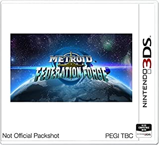 Metroid Prime Federation Force (B00ZS86E04) | Amazon Products