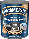 Hammerite M127433 - Hammerite liso 750 ml gris - plata