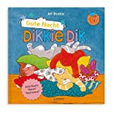 YourSurprise Personalisiertes Kinderbuch:Dikkie Dik - Gute Nacht Personalisiertes Kinderbuch mit Namen Hardcover