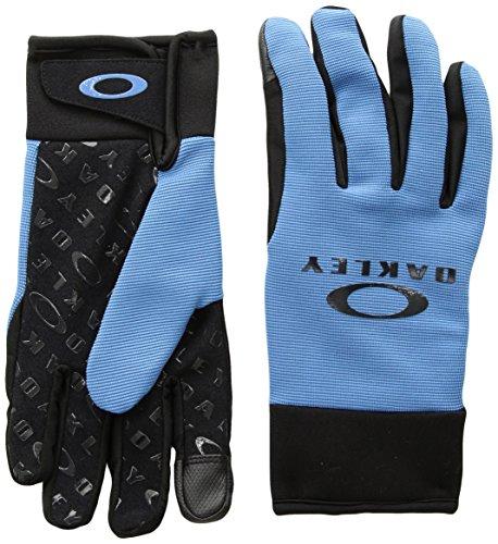 Oakley Herren Ellipse Park Gloves, California Blue, XL (Glove Snow Oakley)