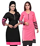 Poplin Cotton Official Kurtis Special Co...
