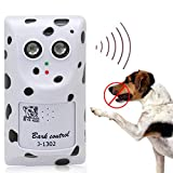 Best Barking Controls - Wocharm Useful Ultrasonic Deterrent Bark Stopper Anti No Review