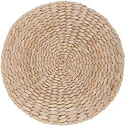 Baoblaze Cojín de Silla Zafu Complimentos de Permeabilidad Resistencia Moho Cómodo - Estilo 6 23 cm
