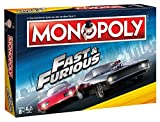Winning Moves Monopoly: Fast & Furious