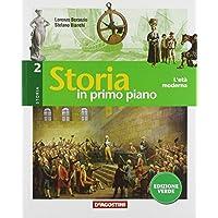 Storia in primo piano. Ediz. verde. Con espansione online. Per la Scuola media: STORIA P.PIANO VERDE 2 - P. Piano