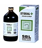 SBL Homeopathy Stobal+ Syrup for Dry Allergic Cough 115ml