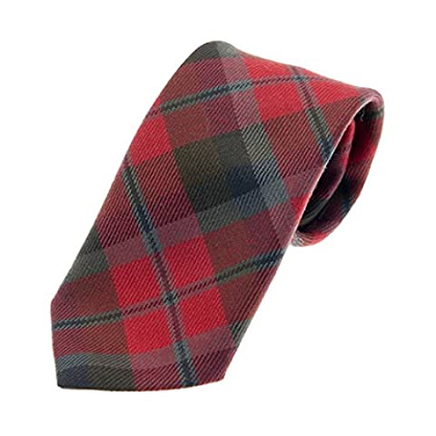 Lochcarron of Scotland MacNaughton Weathered Tartan Tie