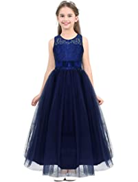 63ad5dff7229e Amazon.co.uk: Dresses - Girls: Clothing: Special Occasion, Casual & More