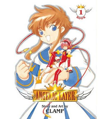 [ ANGELIC LAYER OMNIBUS EDITION BOOK 1 (ANGELIC LAYER) ] By Clamp ( Author ) Oct- 2012 [ Paperback ] par Clamp