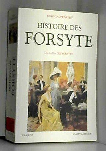 HISTOIRE DES FORSYTE T1