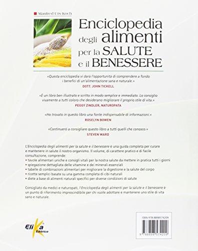 Zoom IMG-1 enciclopedia degli alimenti per la
