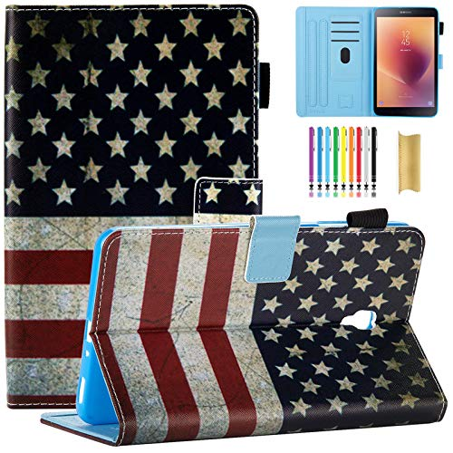 msung Galaxy Tab A 8.0 SM-T380/T385 (2017 Release) 14 US Flag ()
