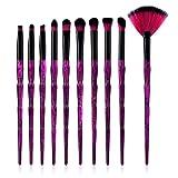 TPulling 10 Make-up Pinsel Setzt Pinsel Kosmetische Concealer Bürsten Foundation Eyebrow Eyeliner Spezielle Design Lidschatten Make-up Pinsel Setzt Pinsel (FarbeB)