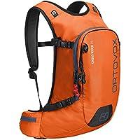 Ortovox Cross Rider 20, Mochila Unisex Adulto, Naranja (Crazy Orange), 24x36x45 cm (W x H x L)