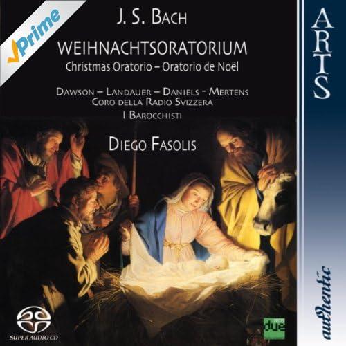 Zweiter Teil - Und Es Warren Hirten: Recitativo - So Recht, Ihr Engel, Jauchzt Und Singet (Bach)