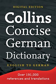 Collins Concise English-German Dictionary (English Edition) von [HarperCollins Publishers]