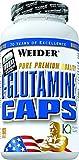 Weider L-Glutamine Caps- 160 Kapseln, 190 g