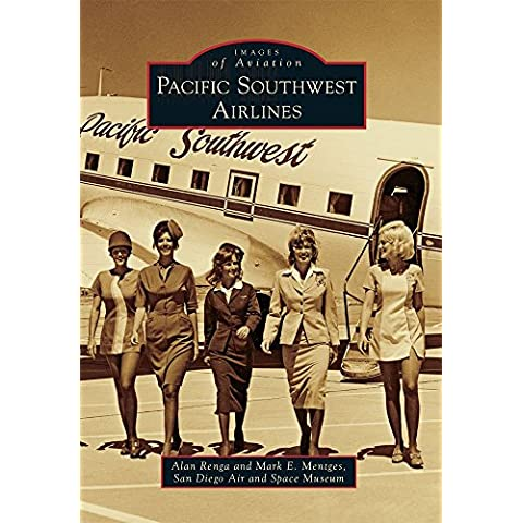 Pacific Southwest Airlines (Images of Aviation) by Alan Renga (20-Oct-2010) Paperback
