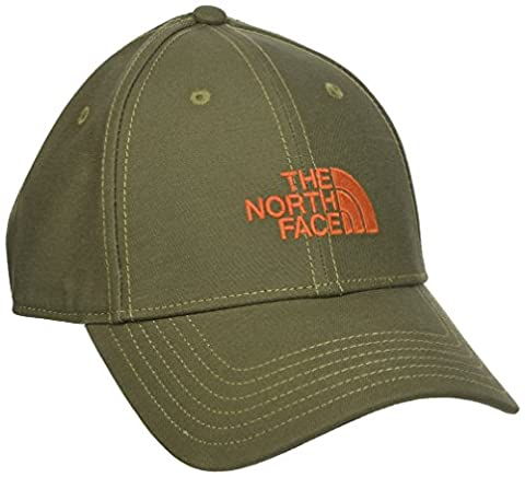 The North Face 66 Classic Cap Hat Outdoor Hat available in Deep Lichen Green One Size