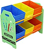 Bebe Style Children Sized Storage Unit