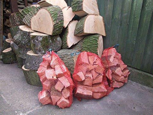 Seasoned legna da ardere Log (incl. una