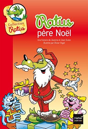 Ratus, les aventures du rat vert (42) : Ratus père Noël