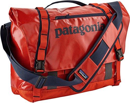 Patagonia Unisex-Erwachsene Black Hole Messenger Rucksack, Rot (Paintbrush Red), 36x24x45 centimeters