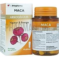 Arkopharma Arkocaps Maca 45 capsules by Arkopharma