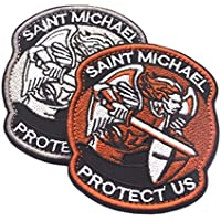 Hemore Saint Micheal Badger Military Tactical Army Morale Combat Multicam Patch für Outdoor preisvergleich bei billige-tabletten.eu