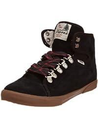 Vans Hadley VNKRL9I - Zapatillas de senderismo de ante para mujer