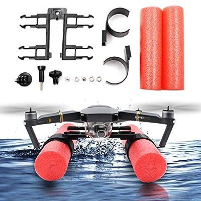 IWang Float Landing Skid Kit for DJI Mavic Pro Platinum Drone Landing On Water Accessories