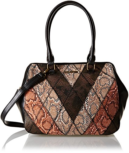 Lollipops  Yatch 22249, Damen Schultertasche Braun - Marron (Rust)