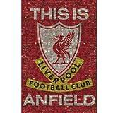 "Poster - Liverpool F.C ""Mosaic"" (#39)"