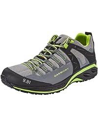 Garmont 9.81 Speed II - Zapatillas para correr - gris/verde 2016