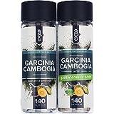 Garcinia Cambogia, 100% reine & natürliche Pulverkapseln aus ganzen Früchten , 140 vegetarische und vegane, hochwirksame, Appetit zügelnde, Fett verbrennende Diätpillen, entwickelt für gesunde Gewichtsabnahme, frei von Gluten, Milch, Weizen und Koffein plus zusätzlichem Kalium, Kalzium und Chrom für die besten Ergebnisse, sicher in Großbritannien hergestellt nach den höchsten GMP-Standards von Exzo. Bild 5
