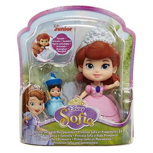 Sofia die Erste Mini Puppe, 7 cm, sortiert