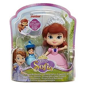 Sofia la Primera muñeca Mini, 7cm, Colores Surtidos