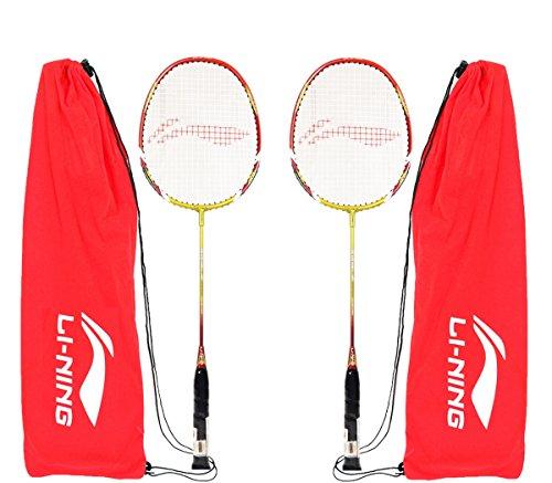7. Li-Ning XP90SET2 Aluminum Badminton Racquet