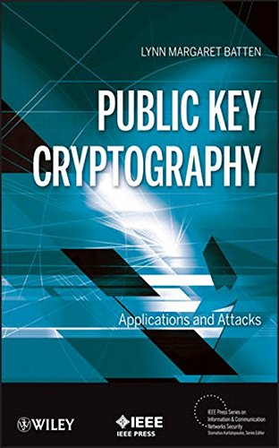 Public Key Cryptography Applications And Attacks