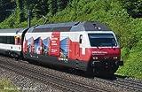 """Roco H0 - E-Lok 460 048-2 """"Railaway"""" der SBB"""