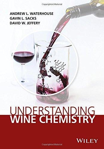 Understanding Wine Chemistry by Andrew L. Waterhouse (2016-08-29)
