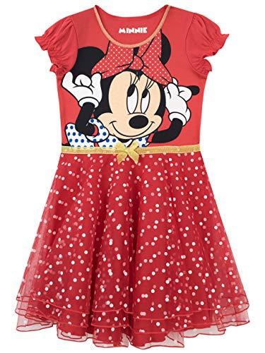 Disney Camisón para niñas Minnie Mouse