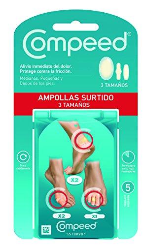 COMPEED AMPOLLAS SURTIDO 5 UDS
