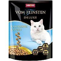 Animonda Feinsten Deluxe Katzentrockennahrung für kastrierte Katzen, Probiergröße (1 x 250 g)