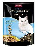 Animonda Vom Feinsten Deluxe, Trockenfutter für kastrierte Katzen, aus Geflügel, 250 g