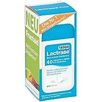Lactrase 18.000 Fcc Tabletten im Spender Doppelpa. 2X40 stk
